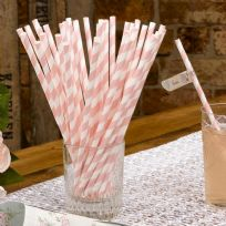 With Love Design Paper Straws (25)